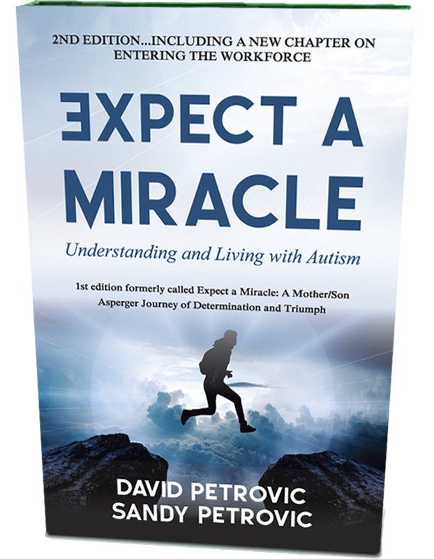 Asperger Miracles Book Cover